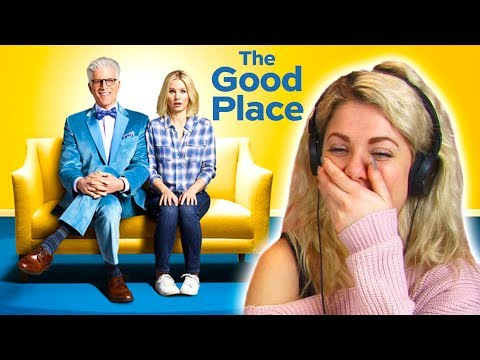 Irish People Watch The Good Place