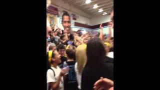 harlem shake ballard high school