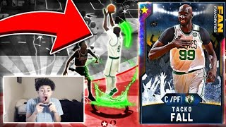 *FULLY EVOLVED* GALAXY OPAL TACKO FALL BREAKS THE GAME!! GREENS THREES FROM DEEP! NBA 2K20 MYTEAM