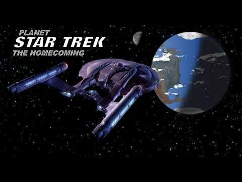 Planet Star Trek - Star Trek opening themes with spoof animation