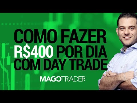 🔴 APRENDA A GANHAR R$400 EM UM DIA DE DAY TRADE (COMO GANHAR DINHEIRO PELA INTERNET)