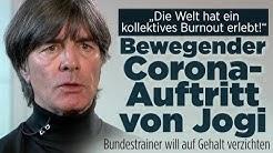 """🔴 """"Kollektives Burnout"""" - Die DFB-Pressekonferenz zur Corona-Krise"""