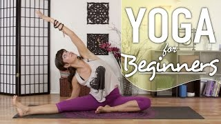 Yoga For Complete Beginners - Grounding The Body. Day 1 of 4