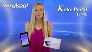 verykool KolorPad II T7440 First Look