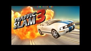 3D Crazy Car Driving Game For Kids