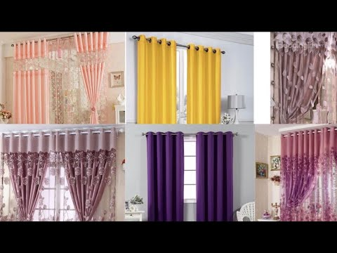 fancy curtain designs trends 2020 2021