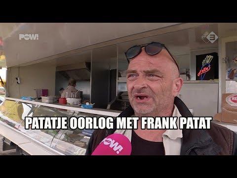 Patatje oorlog met Frank Patat