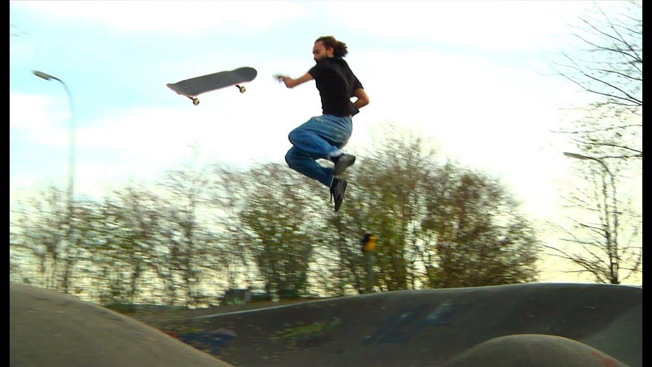 Welcome Part by SHRN Skateshop Munich