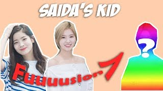 [Twice] How Dahyun + Sana's child would look like if same sex could procriate?