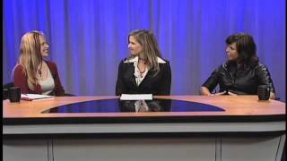 Erotic Powerplay®: TV show with Christina Marie and Joy Nordenstrom, part 1