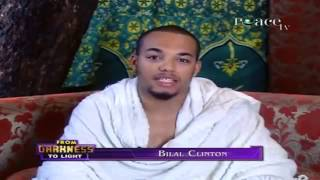 Convert To Islam - Brother Bilal Clinton(UK) - Speaking From Mecca During Pilgrimage(Hajj)