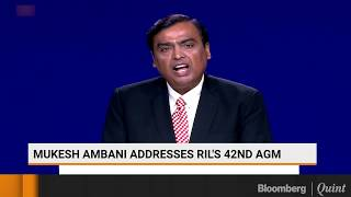 Mukesh Ambani On Turning RIL Into A 0-Debt Company