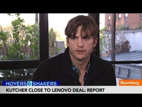 Ashton Kutcher Nears $10M Lenovo Endorsement Deal: Report