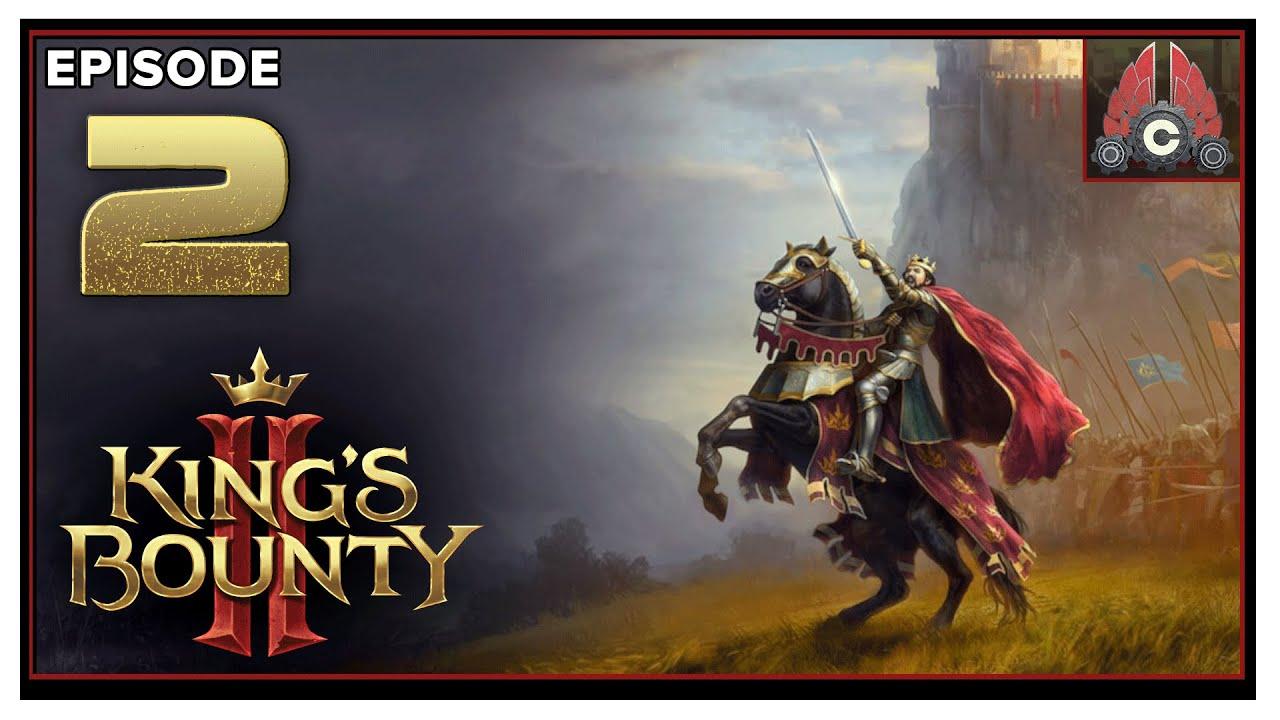 CohhCarnage Plays King's Bounty II (Sponsored By Koch Media) - Episode 2