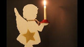 DIY Engel selber gießen, passend zu der Weihnachtszeit /Angels matching the Christmas season / Melek