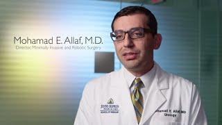 Robotic Prostate Surgery | Q&A