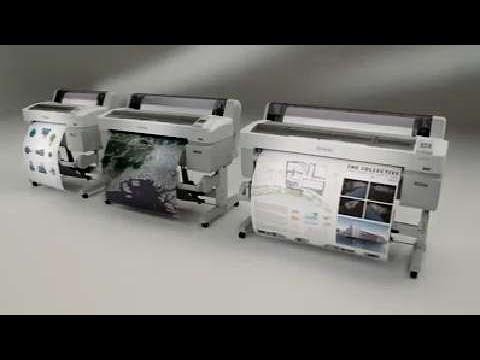 Epson SureColor T-Series | Take the Tour