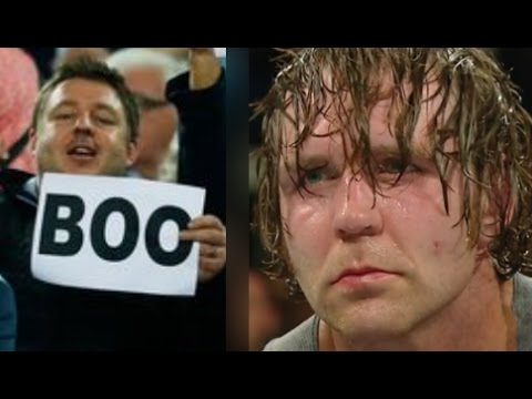 10 Reasons Why WWE Fans Are Booing Dean Ambrose