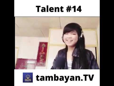 Tambayan TV Got Talent: Rio Samonte