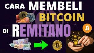 Cara membeli bitcoin di REMITANO.. [017-9740696]