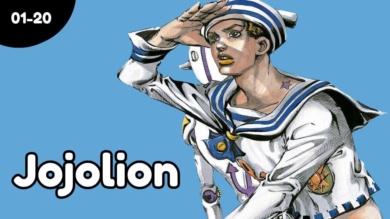 ¿Pero que Mierd@ es JOJOLION? - (Primeras Impresiones, cap 01 al 20)