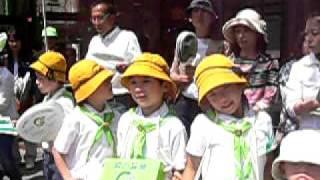 東京で唯一の正規「緑の少年団」は、「木もく倶楽部・緑の少年団」のみ...
