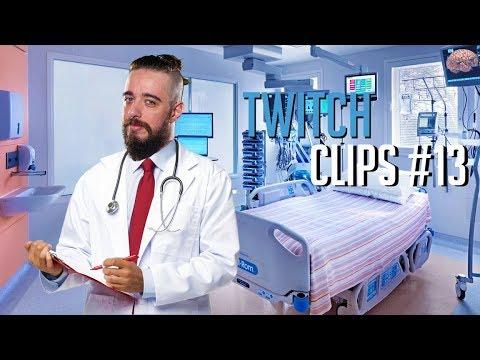 TWITCH CLIPS #13 - Los mejores momentos del Stream -