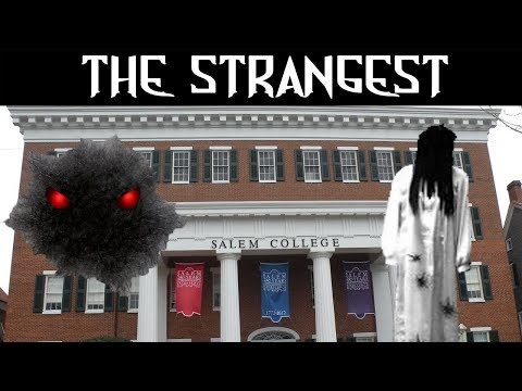 Salem College: Haunted Universities