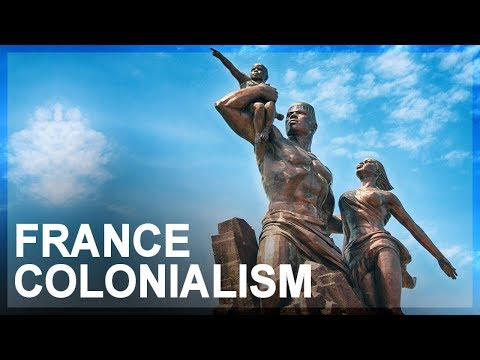 How France Maintains Its Grip On Africa