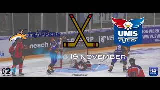 19 11 2017 Tilburg Trappers Toekomstteam VS Heerenveen