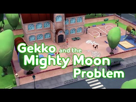 PJ Masks English Episode 13 | Gekko and the Mighty Moon Problem | Full HD #KidsCartoonTv