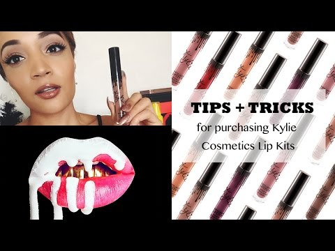 TIPS for Purchasing Kylie Cosmetics Lip Kits & Shipping Costs | South African Style & Beauty Blogger