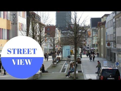 STREET VIEW: Göppingen in GERMANY