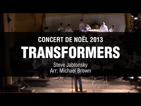 Transformers Soundtrack Highlights - Steve Jablonsky