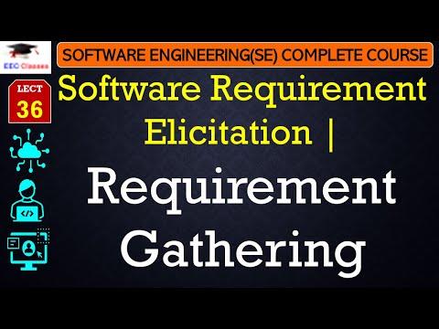 Software Requirement Elicitation Requirement Gathering Software - Requirements gathering software