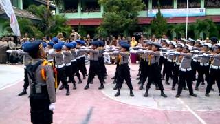 2  PCM menghebohkan SMA N 1 Tenggarong part 2
