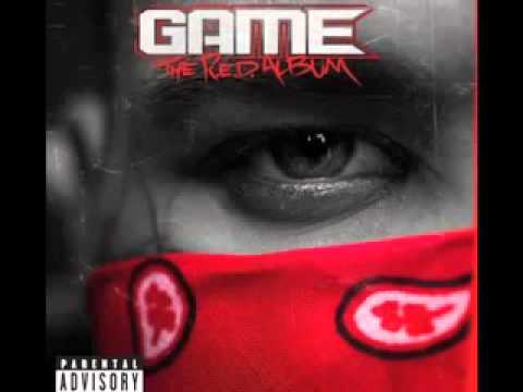 THE GAME - Hello (ft. Lloyd) - THE R.E.D. ALBUM