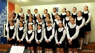 YOU ARE SO BEAUTIFUL (Joe Cocker). Meninas Cantoras de Petrópolis.