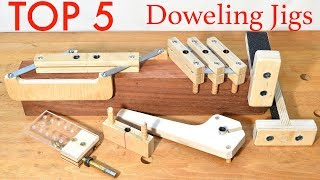 Top 5 DIY Doweling Jigs You Can Make in Your Shop