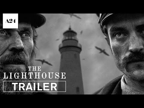 Robert Pattinson y Willem Dafoe impactan en un nuevo tráiler de The Lighthouse