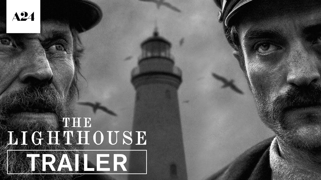 The Lighthouse | Official Trailer 2 HD | A24 image