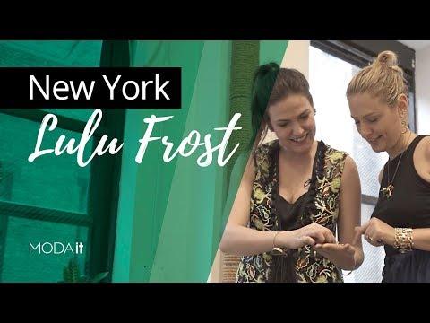 Moda it entrevista Lulu Frost