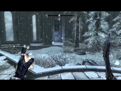 Skyrim - Cleanse the Focal Points for Magical Energies Around the College