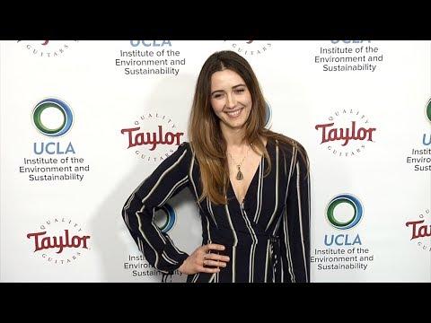 Madeline Zima 2018 UCLA IoES Gala Blue Carpet