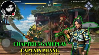 Shadow Fight 3 || Chapter 5 Continue Part3rd || Captain Phang