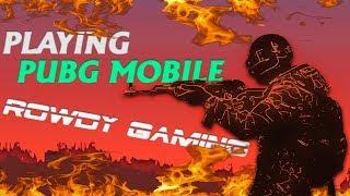 Pubg Mobile Only Rush | 10+ kills every match | Lets gooooo