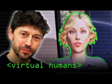Virtual Humans (Embodied Conversational Agents) – Computerphile