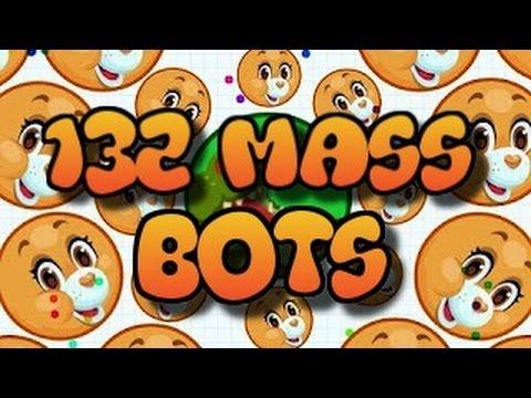 *NEW* AGAR.IO FACEBOOK BOTS! // FREE 132 MASS BOTS // AUGUST 2016