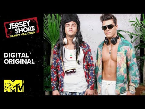 The Dolan Twins Get a Jersey Transformation 😎  | Jersey Shore: Family Vacation | MTV