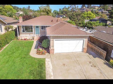 San Carlos Real Estate Photography / Video Virtual Tour of 739 Dartmouth Avenue
